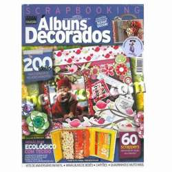 Scrapbooking decorado Album 13