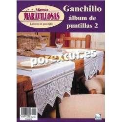 Ganchillo Puntillas II