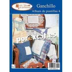 Ganchillo Puntillas IV