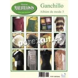 Ganchillo Album moda III