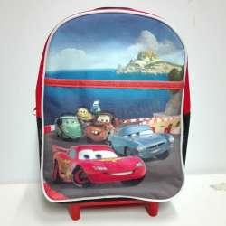 Mochila Cars con carro