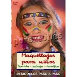 Maquillajes Niños 14