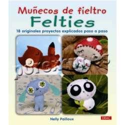 Muñecos Fieltro Felties
