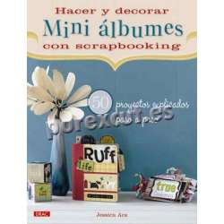Mini Albumes Scrapbooking