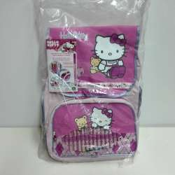 Hello Kitty con estuche