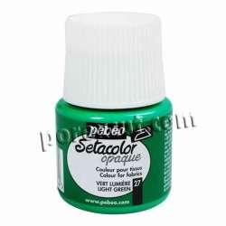 Setacolor Verde claro 45 ml