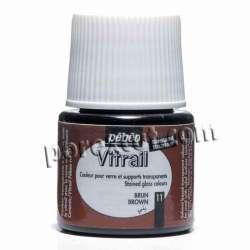 Vitrail Marrón 45 ml