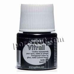 Vitrail Negro 45 ml