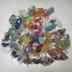 Perlas y fideos variados