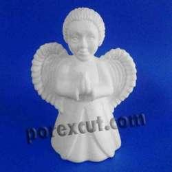 Angel de porexpan