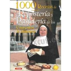 1000 recetas de reposteria...