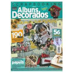Scrapbooking decorado Album 15