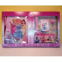 Set de papelería Princess