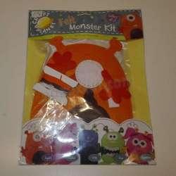 Monster Kit de Fieltro