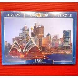 Puzzle 1500 piezas SIDNEY...