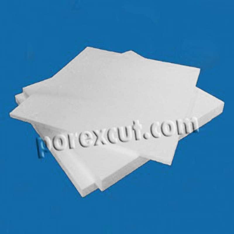 Placas de porexpan poliestireno expandido de alta densidad