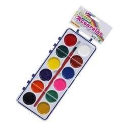Acuarela 16 colores