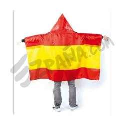 Bandera poncho España con...