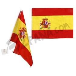 Banderin para coche España