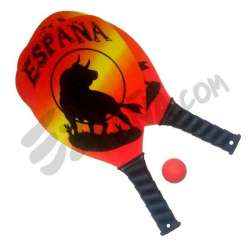 Palas con pelota España