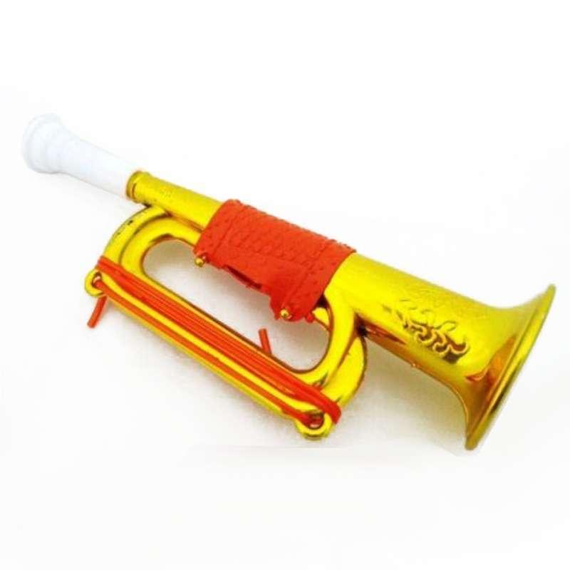 trompeta pequeña dorada españa