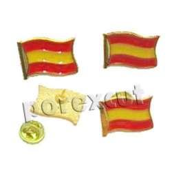 Pin Esmaltado Bandera España