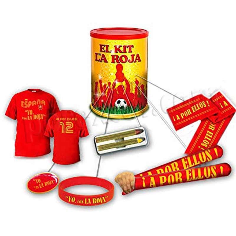 El kit de la roja