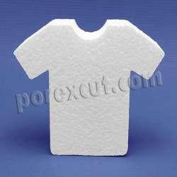 camiseta de futbol de porexpan poliespan