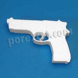 Pistola de porexpan