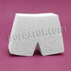 Pantalón de porexpan