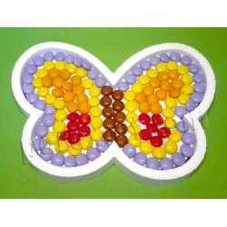 Mariposa bandeja