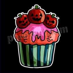 Cupcake Silueta 3