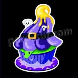 Forma cupcake halloween 7