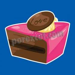 Silueta cupcake porexpan 18