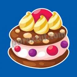 Silueta cupcake porexpan 23