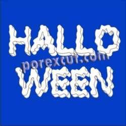 Letras Halloween