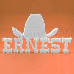 Nombre sombrero oeste