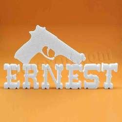 Nombre pistola oeste
