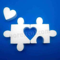Puzzle corazon