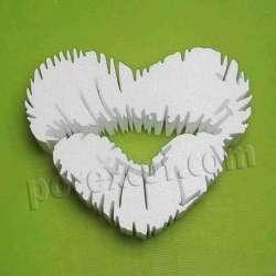 Labios corazón