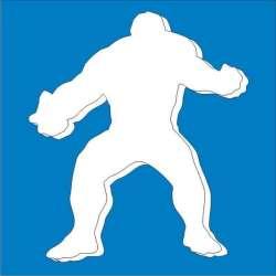 Hulk de porexpan poliespan corcho blanco