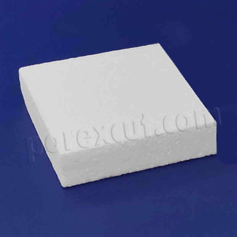 Tapa 1x1 tipo lego de porexpan poliespan corcho blanco porex porexcut