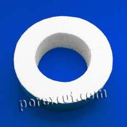 rosca aro corona porexpan poliespan corcho blanco porex