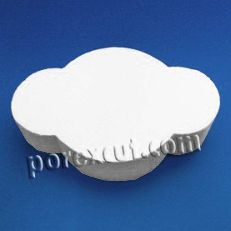 Romo porexpan poliespan corcho blanco poliestireno expandido