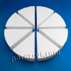 Porciones porcion porexpan poliespan corcho corcho blanco