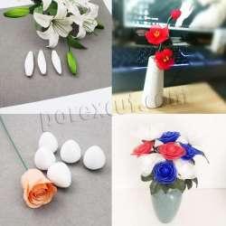 gotas de porexpan para flores poliestireno expandido poliespan corcho blanco