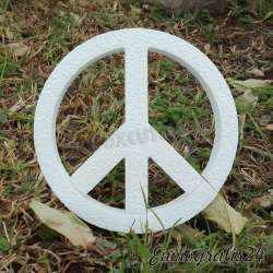 simbolo-de-la-paz porexpan poliespan corcho blanco