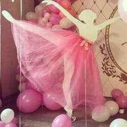 Bailarina de porexpan, corcho blanco poliestireno expandido