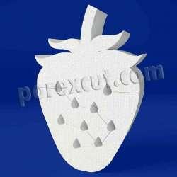 Fresa de porexpan poliespan corcho blanco