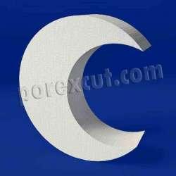 Luna airpop porexpan corcho blanco
